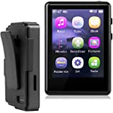 MP3 Player, MP3 Player with Bluetooth, 32GB Clip MP3 Player with FM Radio/Voice Recorder, Music Player with Touch Full Screen