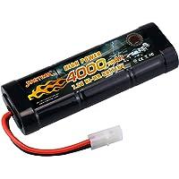 NASTIMA 7.2v ニッケル水素バッテリー 超大真の容量4000mAh ラジコン バッテリー 多種類のRCカー用…