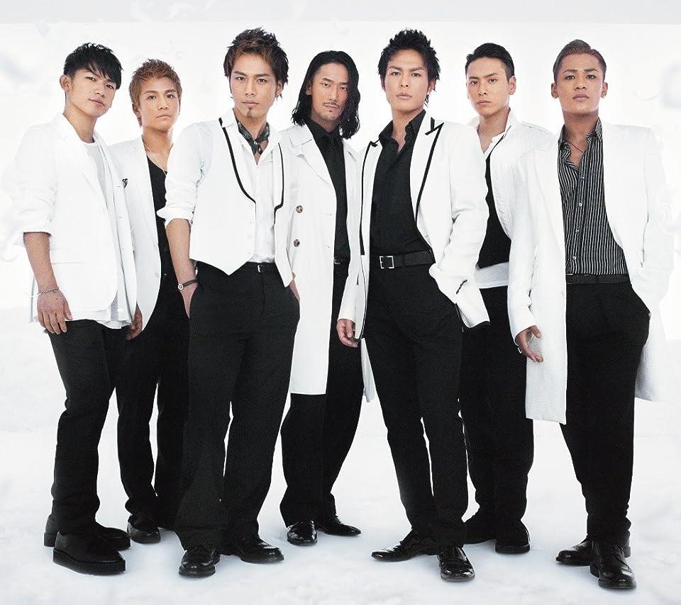 三代目 J Soul Brothers 白