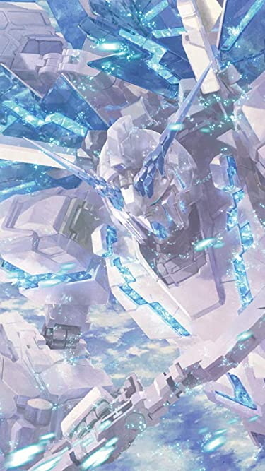 機動戦士ガンダム  iPhone/Androidスマホ壁紙(480×854)-1 - RX-0 ユニコーンガンダム