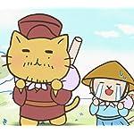 ねこねこ日本史 Android(960×854)待ち受け 「旅ゆけば、松尾芭蕉!」