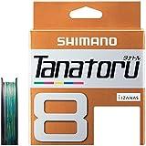 シマノ(SHIMANO) PEライン タナトル 8本編み 300m マルチカラー PL-F78R 釣り糸