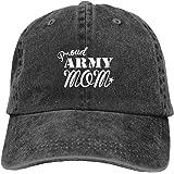 California Republic Unisex Baseball Cap Washed Vintage Denim Cotton Adjustable Polo Style Low Profile Dad Hat