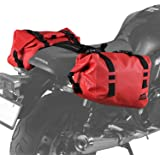 DOPPELGANGER(ドッペルギャンガー) ターポリンサイドバッグ 【キャンプツーリングに必要な防水・大容量】 40L バイク用 ターポリンバッグシリーズ DBT393