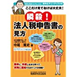 瞬殺!  法人税申告書の見方~ここだけ見ておけば大丈夫! ~