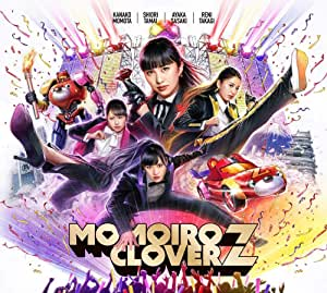 【Amazon.co.jp限定】MOMOIRO CLOVER Z【初回限定盤A】(オリジナル「MOMOIRO CLOVER Z」デカ缶バッジ(75mm)【初回A ver.】+オリジナル集合トレカ【B ver.】付き)