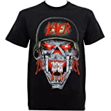 Global Slayer Men's War Ensemble T-Shirt Black