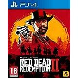 Rockstar Games PLAS10282 Red Dead Redemption 2 Standard Edition, PS4