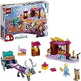 LEGO l Disney Elsa's Wagon Adventure 41166 Building Kit, New 2019