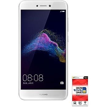 HUAWEI nova lite 【OCNモバイルONE SIMカード付】 (音声SIM, ホワイト)