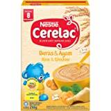 Nestlé Cerelac Baby Food, Rice and Chicken, 250g