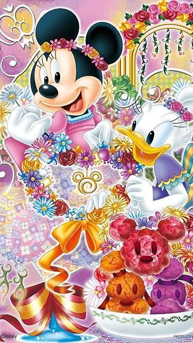 ディズニー  iPhone/Androidスマホ壁紙(540×960)-1 - ディズニー フローリスト