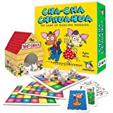 """Gamewright Cha-Cha Chihuahua The Game of Dancing Doggies Multi-colored, 5"""""""