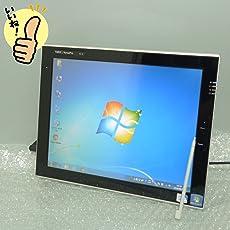 ★中古タブレット型パソコン 即使用可能!★ ★Windows 7 Professional 64bit搭載★ NEC VZ-E VK12EZ-E /Intel Celeron 1.20GHz/メモリー 2GB/SSD 64GB/12.1インチ(1024x768)/無線LAN(Wi-Fi)内蔵/Kingsoft WPS Office 2016搭載