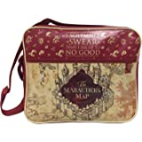 Harry Potter Marauder's Map Messenger Bag School Laptop Cross Body Bag c
