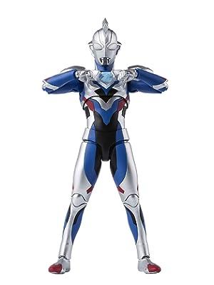 BANDAI SPIRITS S.H.フィギュアーツ ウルトラマンゼット オリジナル 約150mm PVC&ABS製 塗…