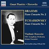 Brahms / Tchaikovsky: Piano Concertos (Horowitz) (1940-1941)