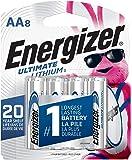 Energizer エナジャイザー リチウム乾電池 単3形 8本 [並行輸入品]