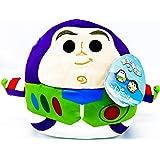 "Disney Toy Story Squishmallow Buzz Lightyear 8"" Kelly Toys Super Soft Stuffed Plush Toy Pillow"
