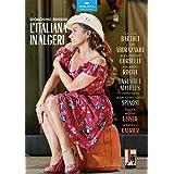 Rossini : L'Italienne à Alger. Bartoli, Abdrazakov, Corbelli, Rocha, Spinosi, Leiser, Caurier. [Import Italien]