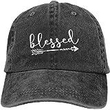 Bigfoot Art Unisex Baseball Cap Washed Vintage Denim Cotton Adjustable Polo Style Low Profile Dad Hat