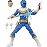 Power Rangers E8655 Lightning Collection 6-Inch Zeo Blue Ranger Collectible Action Figure Toy with Accessories