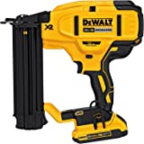 DEWALT 20V MAX* Cordless Brad Nailer Kit, 18GA (DCN680D1)