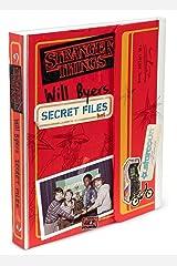 Will Byers: Secret Files (Stranger Things) Novelty Book