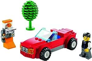 レゴ (LEGO) シティ レゴ (LEGO)の町 スポーツカー 8402