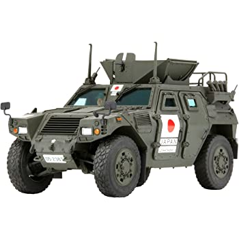タミヤ 1/35 ミリタリーミニチュアシリーズ No.275 陸上自衛隊 軽装甲機動車 イラク派遣仕様 プラモデル 35275