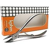 コームKP-700 足用爪切り。ステンレス製で頑丈なつくりにより、分厚い爪にも最適です。