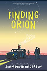 Finding Orion Paperback