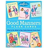 eeBoo Good Manners Flash Cards for Kids