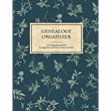 Genealogy Organizer - A Genealogy Notebook With Genealogy Charts And Forms, Family Tree Chart Book: Genealogy Gift For Family
