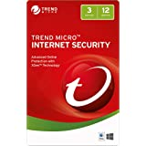 Trend Micro Internet Security (3 Devices) 12mth  Card