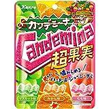 カンロ カンデミーナグミ超果実 72g ×6個