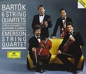 String Quartets 1-6