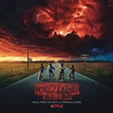 STRANGER THINGS: MUSIC FROM THE NETFLIX ORIGINAL SERIES [2LP] (FEATS. THE POLICE, JOY DIVISION, THE CLASH, DEVO, CYNDI LAUPER