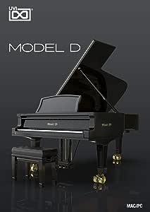 Grand Piano Model D -ピアノ音源-