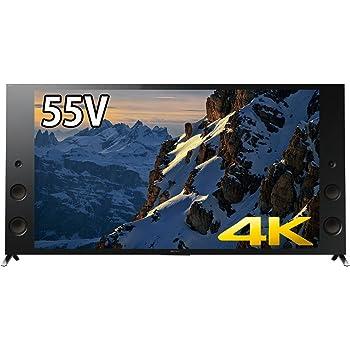 ソニー 55V型 液晶 テレビ ブラビア KJ-55X9350D 4K Android TV 外付けHDD録画外付けHDD裏番組録画 2016年モデル