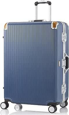 [スイスミリタリー] Premium プレミアム スーツケース Type C アルミフレームタイプ 天然皮革プロテクター TSAロック 軽量 傷防止 一年保証 [SWISS MILITARY]