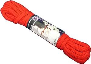SMロープ10m 赤