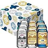 【母の日ビールギフト】アサヒスーパードライ缶ビールセット(SD-MN) [ ビール 350ml×9本 ] [ギフトBox入り]