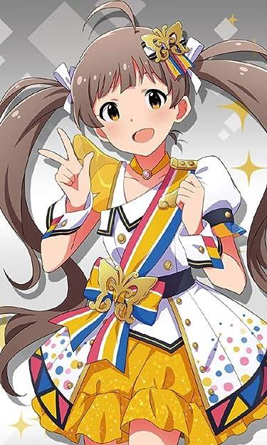 アイドルマスター  iPhone/Androidスマホ壁紙(480×800)-1 - 『箱崎星梨花』