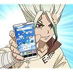 Dr.STONE Android(960×854)待ち受け 石神 千空(いしがみ せんくう)