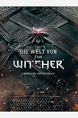 Die Welt von The Witcher Hardcover