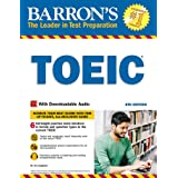 TOEIC: With Downloadable Audio (Barron's Test Prep)