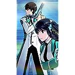 魔法科高校の劣等生 iPhone SE/8/7/6s(750×1334)壁紙 司波 達也,司波 深雪