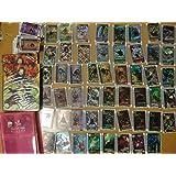 ムシキング カード まとめ売り 公式ファイルセット つよさ200 180 160大量 キラ SPわざカード