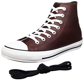 Leather All Star Chromexcel Hi: Brown